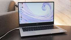 职场新人选择笔记本电脑一步到位 华为MateBook D 14锐龙版图赏