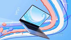 记得音量开到最大!炫酷的华为MateBook D 14 锐龙版来了!