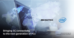 MediaTek携手英特尔合推5G PC方案 高通如芒在背