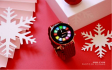 nova6发布会携华为watchGT2新年款亮相 精致时尚的圣诞 新年礼物