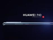 华为P40系列渲染图曝光 双挖孔屏+双面3D玻璃机身