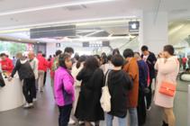 边玩边体验边购物 京东电器超级体验店Apple区成为果粉的首选地
