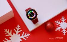 圣诞新年暖心礼物,华为Watch GT2新年款今日预售
