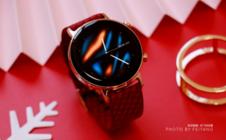 冬日里的红色暖流,华为Watch GT2 42mm新年款体验