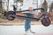 小米米家电动滑板车Pro图赏:强劲动力 45公里超长续航