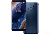 2彩色+3黑白 后置5摄像头Nokia 9 Pure正式公布