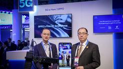 MWC开幕首日 OPPO现场完成全球首次5G手机微博直播
