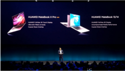 2019MWC令人惊叹的不止手机 还有华为MateBook 13笔记本