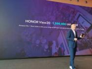 荣耀V20全球销量突破150万,三大创新技术引领行业趋势