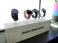 运动时尚,三星发布Galaxy Watch Active