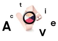 有颜有料,三星发布Galaxy Watch Active