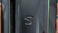 黑鲨游戏手机外观跑分泄露 骁龙855+液冷3.0技术