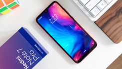 Redmi Note 7 Pro图赏:200差价 大幅升级