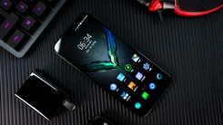 黑鲨游戏手机 2图赏:RGB加持 全身电竞基因