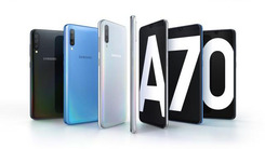 三星推出A系列新品A70 骁龙675屏幕指纹