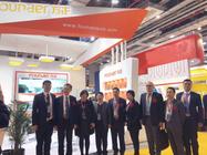 方正科技国际电子电路(上海)展之行圆满成功