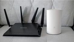 用数据说话,华为路由Q2 Pro与网件R7800对比测评