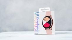 颜值在线 女性偏爱款 三星Galaxy Watch Active美图