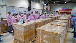 小米9工厂探秘:供货破100w 爬坡结束全速生产