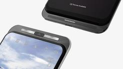 华硕新机谍照流出 上下双向滑盖类似Nokia N95?