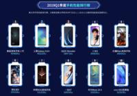鲁大师2019年Q1季度手机性能排行:黑鲨游戏手机二代勇夺冠军