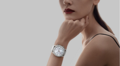 让腕间流影生姿  HUAWEI WATCH GT雅致版诠释黑白极简风尚