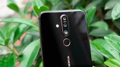 诺记首款打孔屏 蔡司三摄加持:Nokia X71图赏