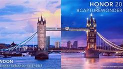 荣耀20系列5月21日伦敦发布 主打拍照