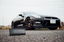 碳纤维纹理精湛工艺 武士黑iQOO决战铃鹿赛道