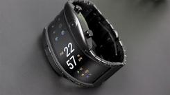 未来手机新形态?柔性屏腕机努比亚α体验