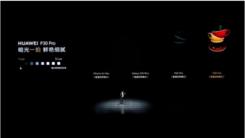 华为P30系列超感光镜头 见证未来影像!