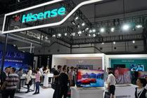 迈入5G纪元 海信携5G原型机等新机亮相2019上海联通展