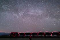旅行拍摄,看摄影师如何用华为P30拍出灿烂的银河