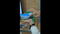 Android Q和5G加持 小米MIX3 5G版播放8K全景视频