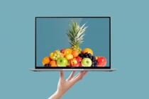 华为新款MateBook X Pro全面屏加杜比全景声