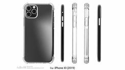 保护套渲染图曝光 2019款iPhone外观/尺寸基本确定