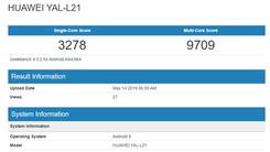荣耀20跑分现身Geekbench 麒麟980+6GB RAM