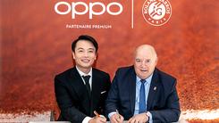 OPPO签约法国网球公开赛 加速全球化品牌建设