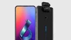 华硕ZenFone 6明天发布 翻转摄像头设计