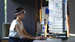 Rokid发布新一代MR眼镜Rokid Vision 支持双屏异显和6DoF