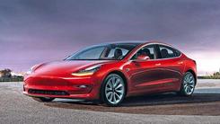 特斯拉发布国产版Model 3,售价仅为32.8万元