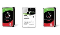 希捷发布多款16TB机械硬盘 采用传统磁记录