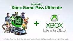 微软推出Xbox Game Pass Ultimate,每月仅需14.99美元