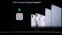 iOS 13及新iPadOS即将开放多摄组合支持