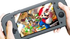 任天堂廉价版Switch曝光 取消可拆卸手柄设计