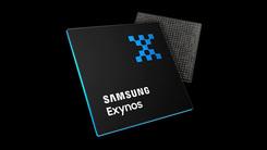 """三星Exynos标志更换全新点阵""""X""""造型"""