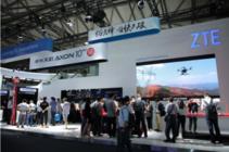 中兴天机Axon10Pro 5G版亮相MWC19上海 演绎科技与想象力的融合