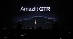 华米科技AMAZFIT GTR正式发布 24天超长续航仅售799元