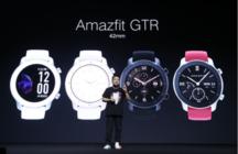 60颗奥地利方晶锆石加持,华米科技Amazfit GTR智能手表成新宠