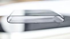 vivo NEX新旗舰玻璃盖板曝光 屏幕曲度近90度